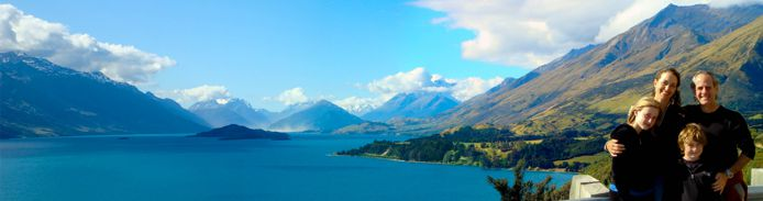 Between Queenstown and Glenorchy